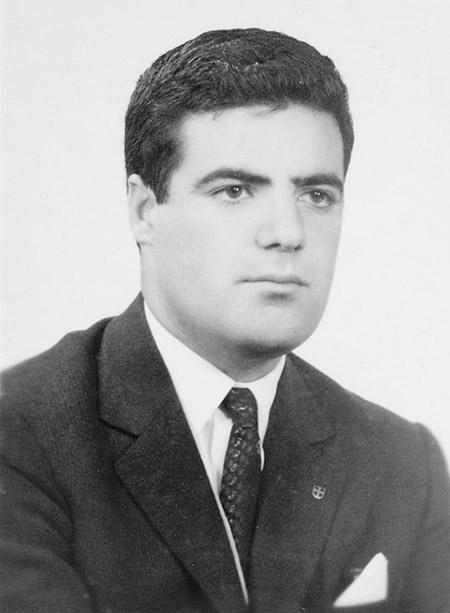 Joaquim Magalhães Mota, AHP.