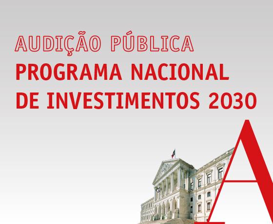 Audição Pública sobre o Programa Nacional de Investimentos 2030 | Sala do Senado | 23 de abril de 2019