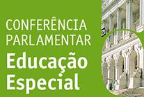 21.março.2012 - Conferência sobre Educação Especial - Sala do Senado da AR.