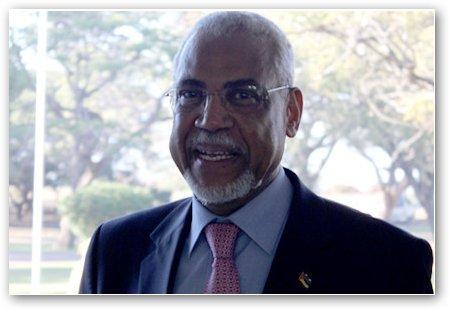 Dia 16 de outubro, audição do Secretário Executivo da Comunidade dos Países de Língua Portuguesa (CPLP), Embaixador Murade Isaac Miguigy Murargy