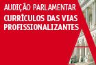 29.janeiro.2014 - Audição Pública sobre Currículos das Vias Profissionalizantes - Auditório do Edifício Novo.