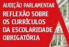 """25.fevereiro.2015 - Audição parlamentar """"Reflexão sobre os Currículos da Escolaridade Obrigatória""""."""