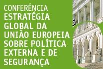 """29.março.2016 Conferência """"Estratégia Global da União Europeia sobre Política Externa e de Segurança"""""""