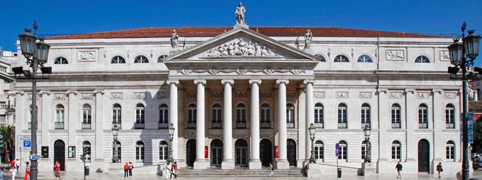 03.maio.2016 - Visita ao Teatro Nacional D. Maria II.
