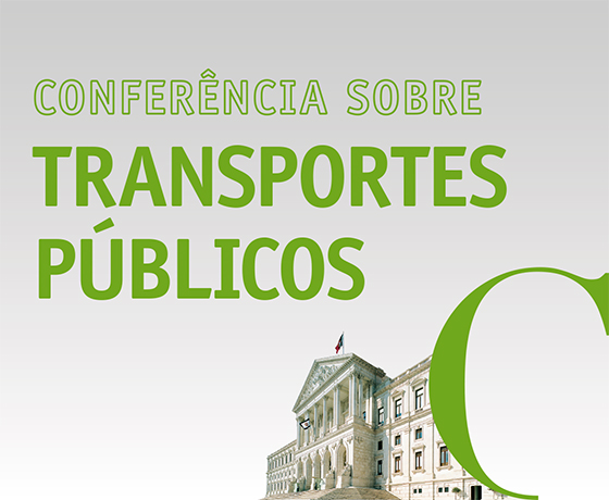 Conferência sobre Transportes Públicos | 11 de julho | Sala do Senado